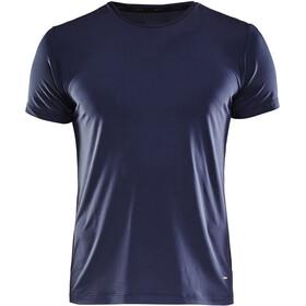 Craft Essential T-shirt à col rond Homme, gravel